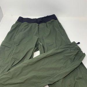 Lululemon seawall track pants size S